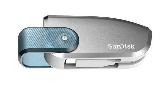 SanDisk zeigt USB-Stick mit 4 TByte
