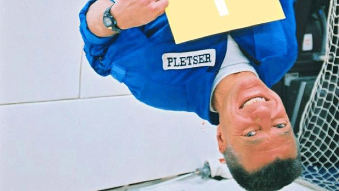 Ausbilder für Weltraumtouristen