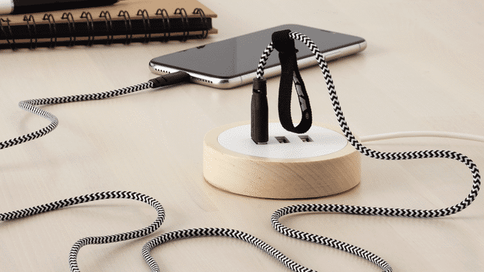 Billiges iPhone-Kabel von Ikea