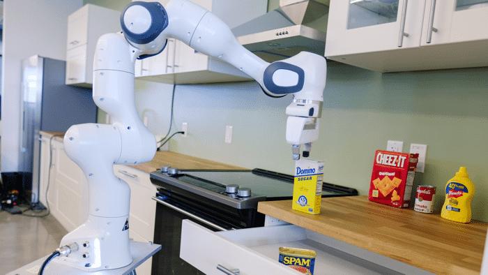 Ikea-Küche trainiert Haushaltsroboter