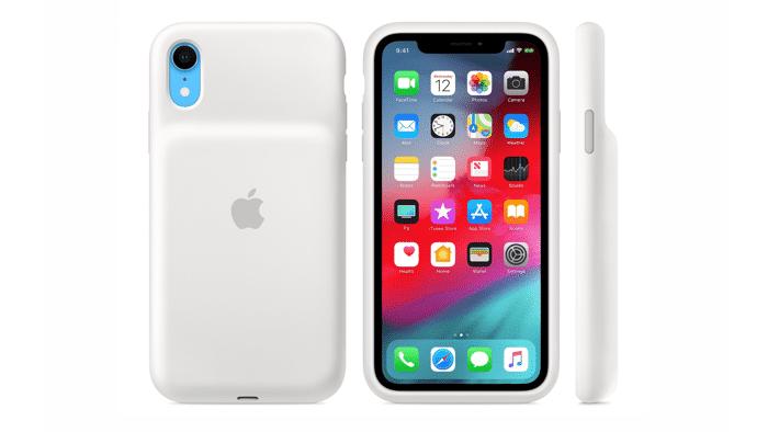 Offizielle Apple-Akkuhüllen für alle aktuellen iPhones mit QI