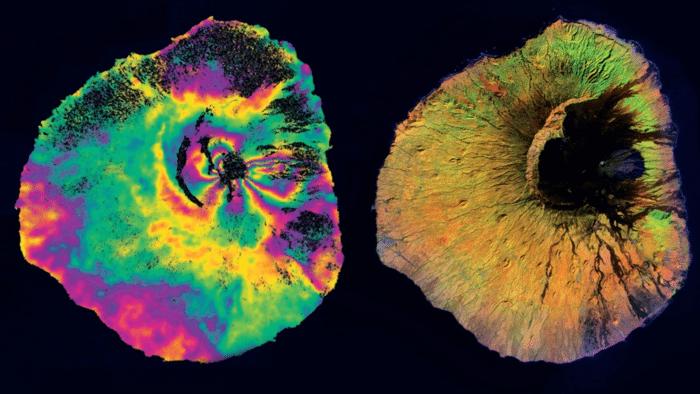 KI-Vorhersage von Vulkanausbrüchen