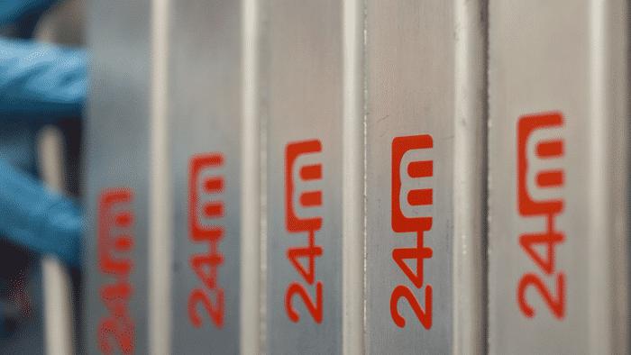 Batterie-Entwickler 24M will erste Fabrik bauen