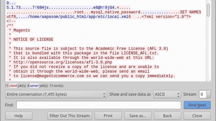Magento: Schwachstelle im MySQL-Protokoll wird missbraucht, um Webserver zu hacken