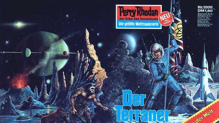 3000 Hefte: Perry Rhodans unendliche Geschichte