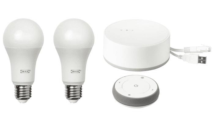 Mac-Tool steuert Ikea-Lampen