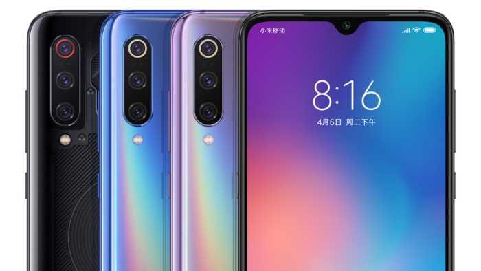 Xiaomis neues Flaggschiff-Phone: Mi 9 kommt mit Dreifachkamera