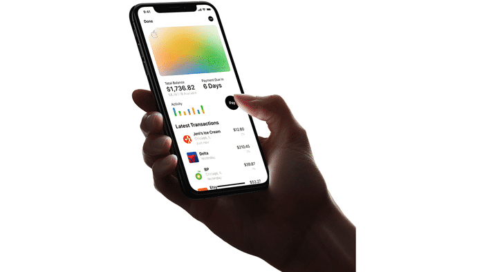 Apple Card war Großbank nicht profitabel genug