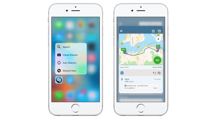 Neue iPhones: 3D Touch angeblich totgeweiht