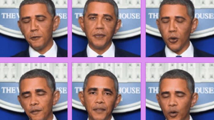 Deep-Fakes erkennen anhand von charakteristischen Kopfbewegungen
