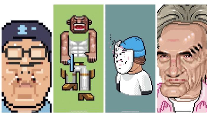 eBoy: Pixelkünstler laden zum iOS-Puzzeln