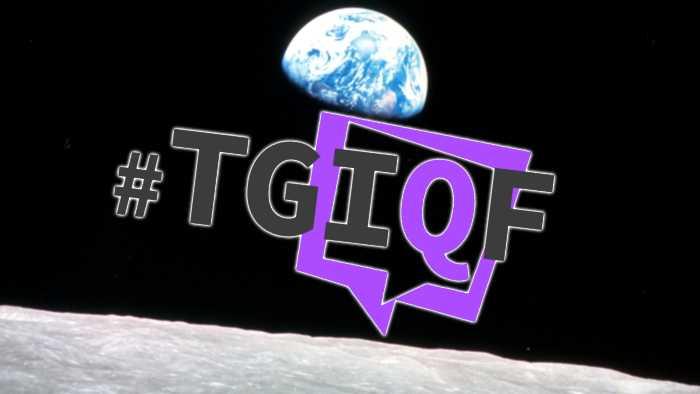 #TGIQF - Das Quiz zur Mondlandung