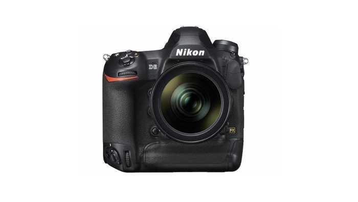 Nikon D6: Neues Spiegelreflex-Spitzenmodell in Sicht