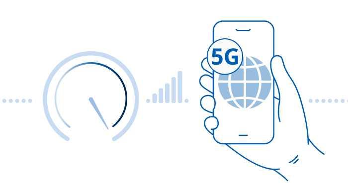 Statistik der Woche: 5G spurtet heran