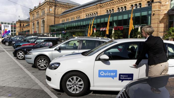 VW beendet eigenes Carsharing-Projekt ?Quicar?