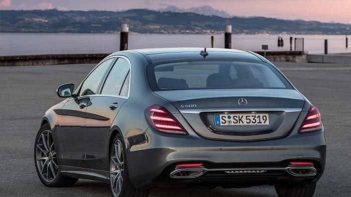 Fahrbericht: Mercedes S 500