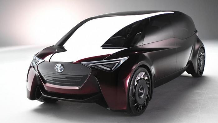 Toyota stellt Brennstoffzellen-Autos vor