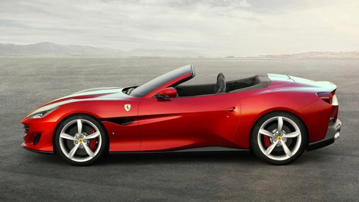 Ferrari Portofino Einsteigermodell Heise Autos