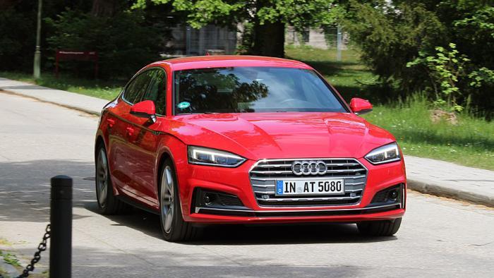 Audi A5 CNG