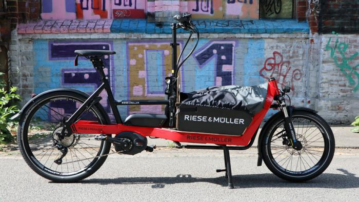 Riese & Müller Packster 40