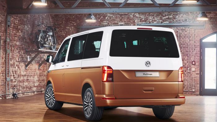 VW T6 Modellpflege