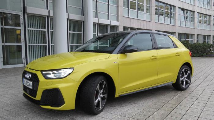 Fahrbericht Audi A1 40 Tfsi Heise Autos