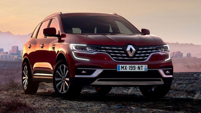 Renault Koleos Neue Dieselmotoren Heise Autos