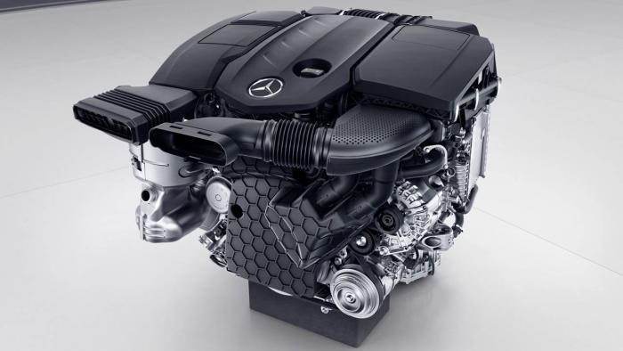 Mercedes OM654