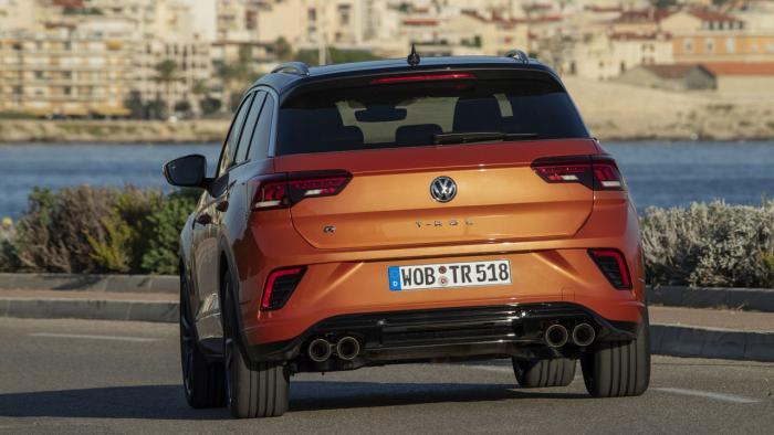 Fahrbericht VW T-Roc R