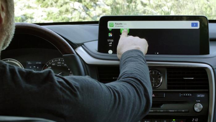 Klartext: Pro Touchscreen