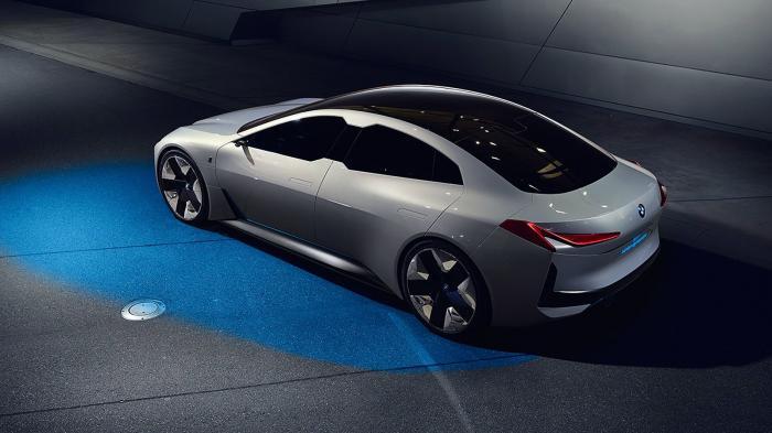 BMWs neue Elektroautos: Erste Details zum BMW i4