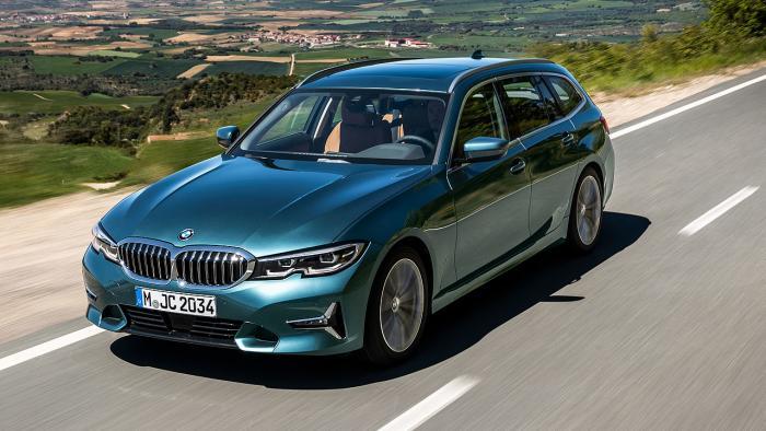Vorstellung: BMW 320d Mildhybrid