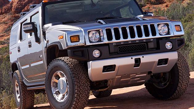 Luxus Und Leistungsspritze Für Den Hummer H2 Heise Autos