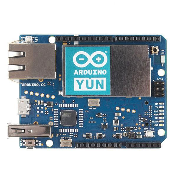 Ein Yun-Board von oben betrachtet
