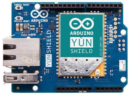 Arduino Yun-Shield