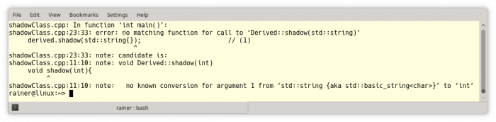 C++ Core Guidelines: Regeln für Deklarationen und die Initialisierung
