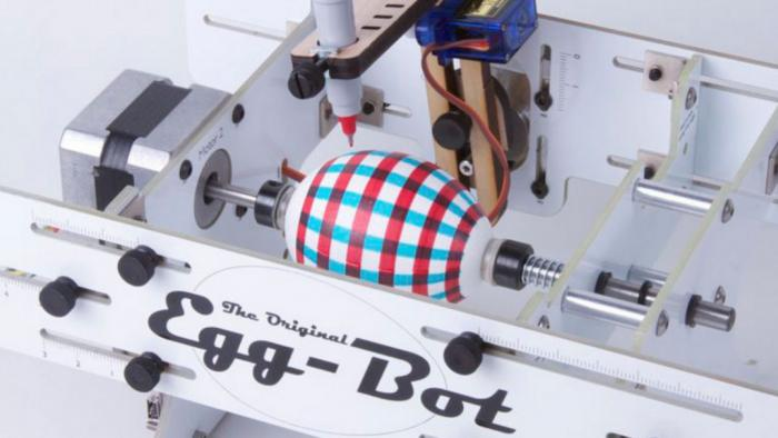 Eierbemaler zum Selberbauen