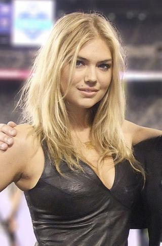 "Das Modell Kate Upton war bei ""The Fappening"" auch betroffen."
