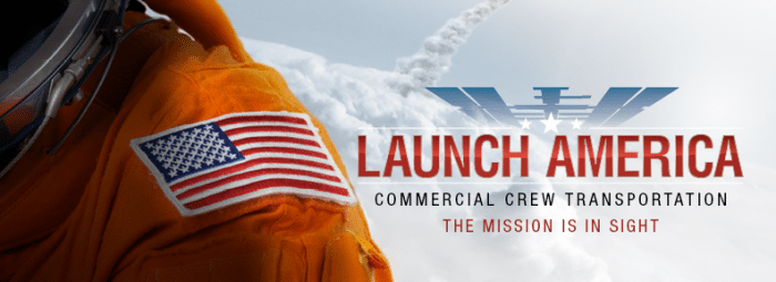 Launch America Logo