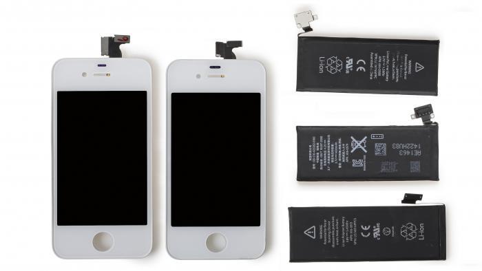 iPhone-Ersatzteile: angeblich original, tatsächlich minderwertig