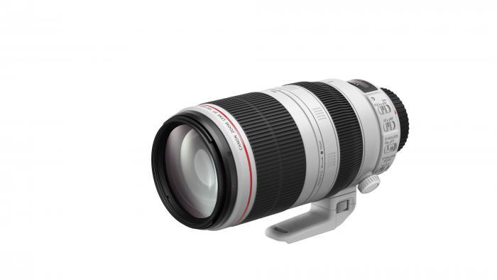 Neu aufgelegt: Telezoom Canon EF 100-400mm 1:4,5-5,6L IS II USM