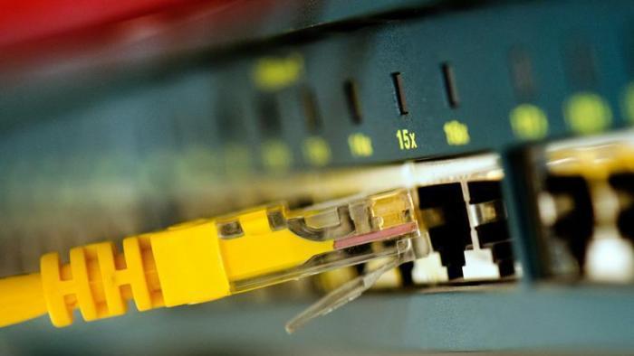 Internet - Datenkabel