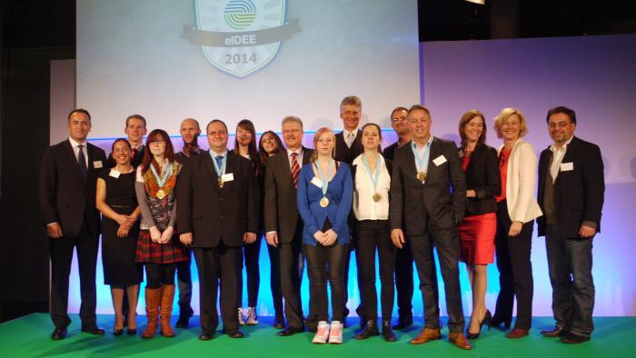 Digitales Testament gewinnt beim eIDEE-Wettbewerb 2014