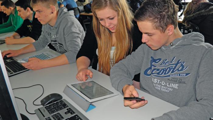 """Gewerkschaft VBE nennt IT-Ausstattung der Schulen """"mittelalterlich"""""""