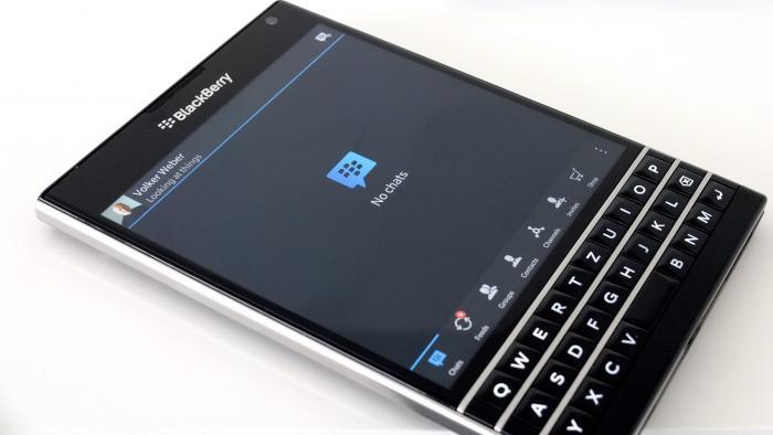 BlackBerry ergänzt BES12 um umfangreiche Services