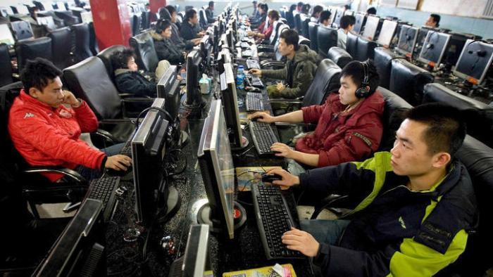 China weitet Internetsperren aus