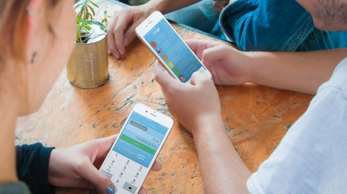 Cringle: Geld versenden per App