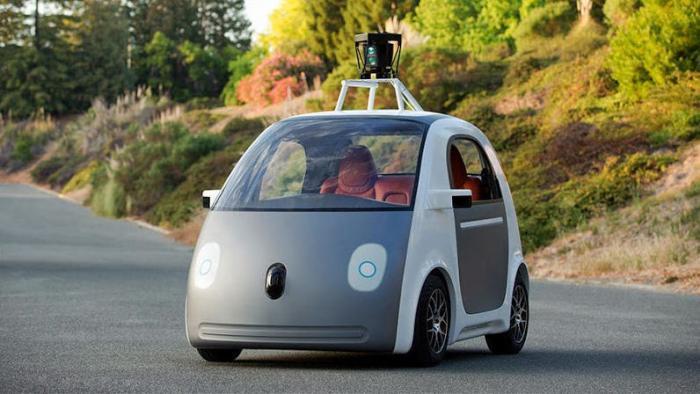 Google sucht Partner in Autobranche für sein selbstfahrendes Auto