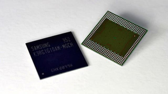 Samsung LPDDR4-SDRAM