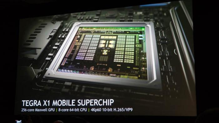CES: Nvidia stellt Tegra X1 vor